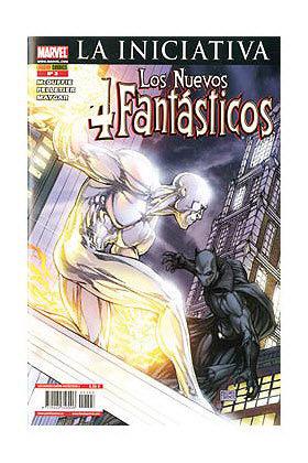 LOS NUEVOS 4 FANTASTICOS VOL. 7 003 (LA INICIATIVA)