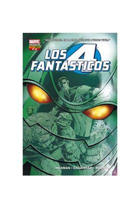 LOS NUEVOS 4 FANTASTICOS VOL. 7 037