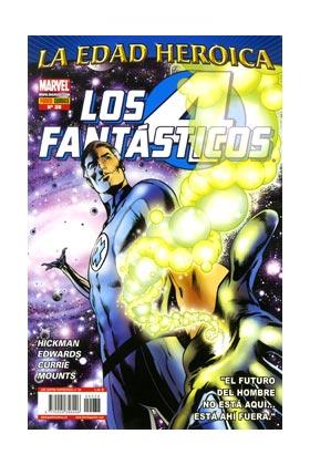 LOS NUEVOS 4 FANTASTICOS VOL. 7 038 (LA EDAD HEROICA)
