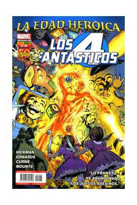 LOS NUEVOS 4 FANTASTICOS VOL. 7 040 (LA EDAD HEROICA)