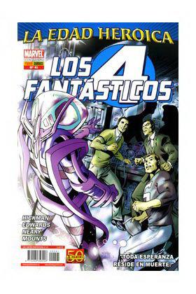 LOS NUEVOS 4 FANTASTICOS VOL. 7 041 (LA EDAD HEROICA)