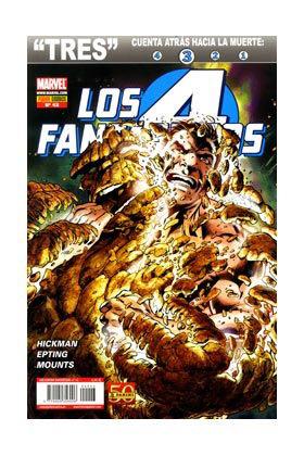 """LOS NUEVOS 4 FANTASTICOS VOL. 7 043 (""""TRES"""" CUENTA ATRAS HACIA LA MUERTE:3)"""