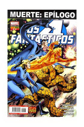 LOS NUEVOS 4 FANTASTICOS VOL. 7 047