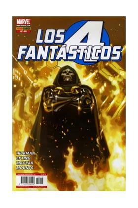 LOS NUEVOS 4 FANTASTICOS VOL. 7 049