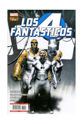 LOS NUEVOS 4 FANTASTICOS VOL. 7 055