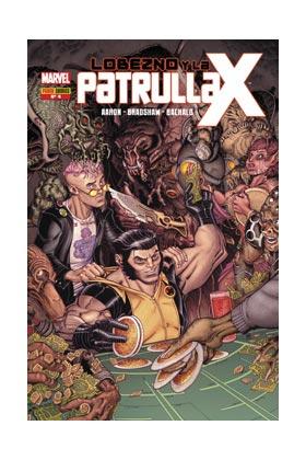 LOBEZNO Y LA PATRULLA-X 04  (REGENESIS)