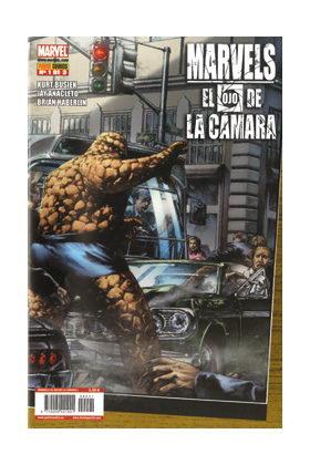 MARVELS: EL OJO DE LA CAMARA 01