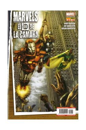MARVELS: EL OJO DE LA CAMARA 02