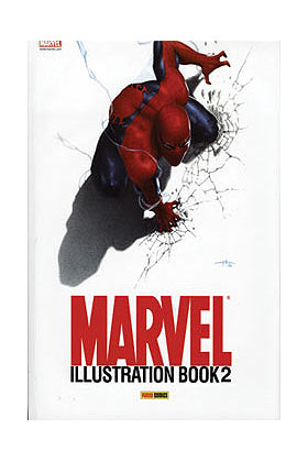 MARVEL ILLUSTRATION BOOK 02
