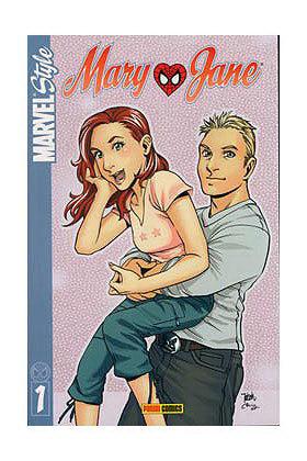 MARVEL STYLE: SPIDERMAN/ MARY JANE 01