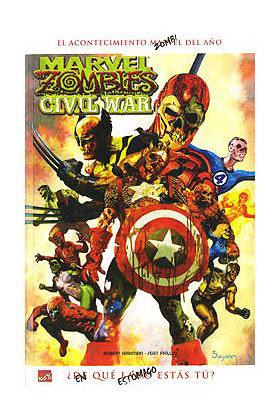 MARVEL ZOMBIES 02: CIVIL WAR