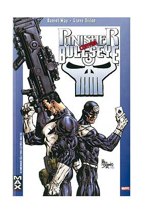 MAX: PUNISHER CONTRA BULLSEYE