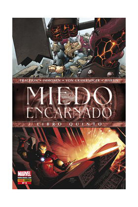 MIEDO ENCARNADO LIBRO QUINTO 05
