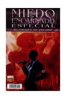 MIEDO ENCARNADO ESPECIAL 01: EL ORIGEN DEL PECADO