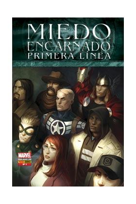 MIEDO ENCARNADO. PRIMERA LINEA 01