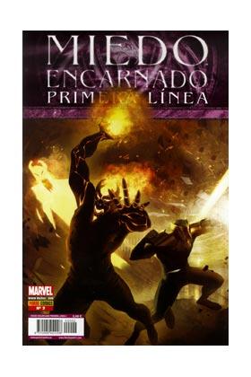 MIEDO ENCARNADO. PRIMERA LINEA 02