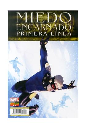 MIEDO ENCARNADO. PRIMERA LINEA 03