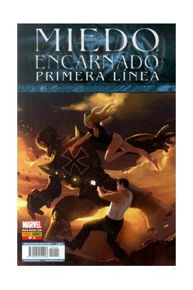 MIEDO ENCARNADO. PRIMERA LINEA 04