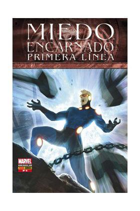 MIEDO ENCARNADO. PRIMERA LINEA 05