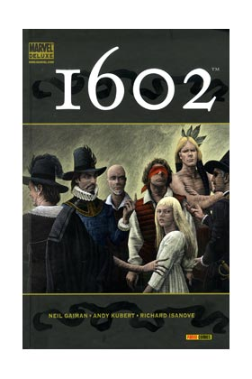 1602 OBRA COMPLETA (MARVEL DELUXE)