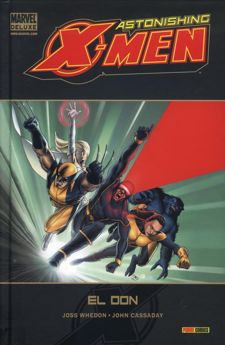 ASTONISHING X-MEN 01: EL DON  (MARVEL DELUXE)