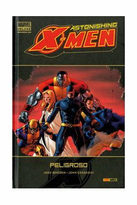 ASTONISHING X-MEN 02: PELIGROSO (MARVEL DELUXE)