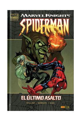 MARVEL KNIGHTS SPIDERMAN 02. EL ULTIMO ASALTO (MARVEL DELUXE)