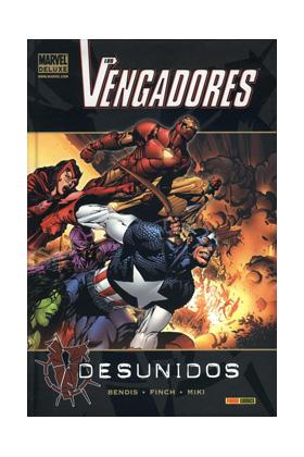 LOS VENGADORES DESUNIDOS  (MARVEL DELUXE)