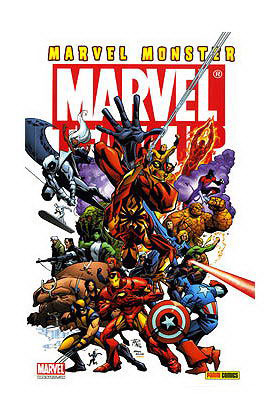 MARVEL MONSTER: MARVEL TEAM-UP 02