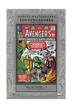 MARVEL MASTERWORKS: LOS VENGADORES 01