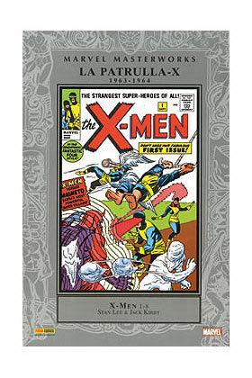 MARVEL MASTERWORKS: LA PATRULLA-X (1963-1964)