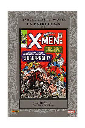 MARVEL MASTERWORKS: LA PATRULLA-X (1965)