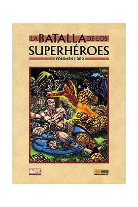 MARVEL POCKETT: LA BATALLA DE LOS SUPERHEROES 01