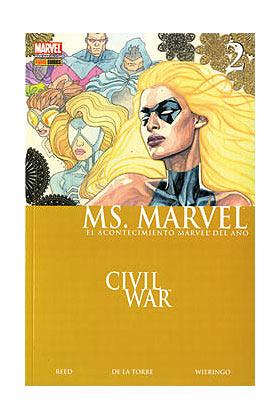 MS. MARVEL 02. TU PEOR ENEMIGO (CW)