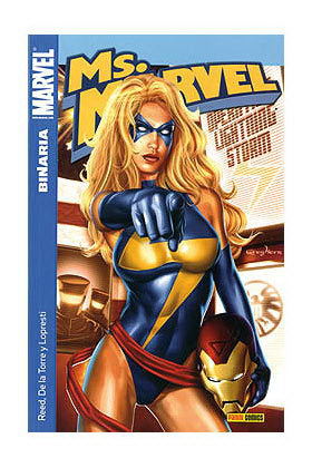 MS. MARVEL 03. BINARIA
