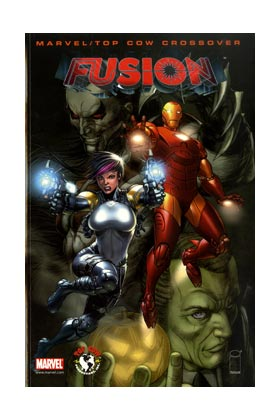 MARVEL TOP COW CROSSOVER: FUSION