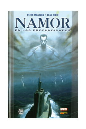 NAMOR: EN LAS PROFUNDIDADES (MARVEL GRAPHIC NOVELS)