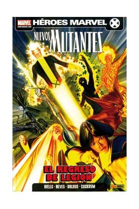 NUEVOS MUTANTES 01. EL REGRESO DE LEGION