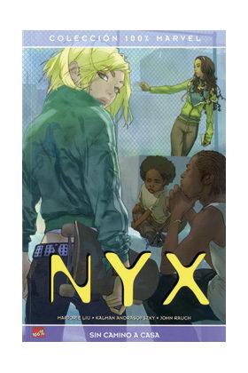 NYX 02. SIN CAMINO A CASA