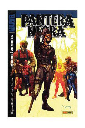 PANTERA NEGRA 05. MARVEL ZOMBIES