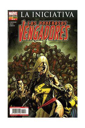 LOS PODEROSOS VENGADORES 06