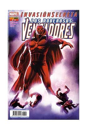 LOS PODEROSOS VENGADORES 14. (INVASION SECRETA)
