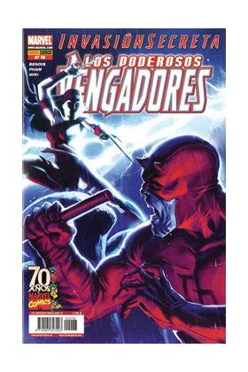 LOS PODEROSOS VENGADORES 16