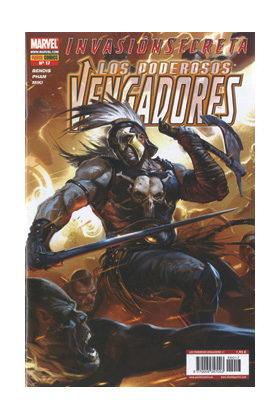 LOS PODEROSOS VENGADORES 17 (INVASION SECRETA)