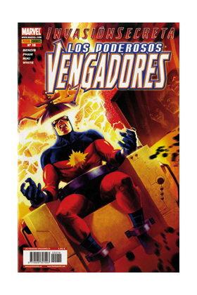 LOS PODEROSOS VENGADORES 19