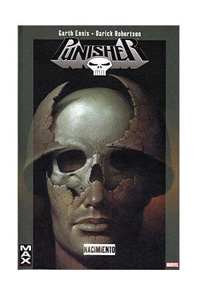 MAX PUNISHER: NACIMIENTO (2ª EDICION)