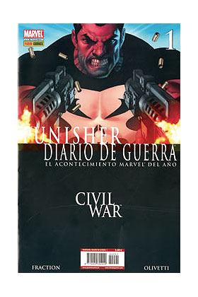PUNISHER DIARIO DE GUERRA VOL. 2 01 (COMIC) (CW)