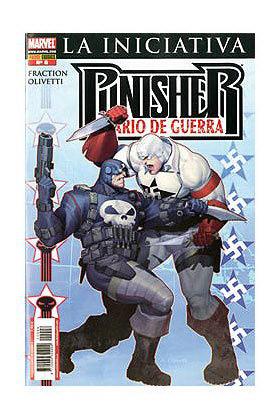 PUNISHER DIARIO DE GUERRA VOL. 2 06 (COMIC) (LA INICIATIVA)