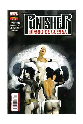 PUNISHER DIARIO DE GUERRA VOL. 2 18 (COMIC)