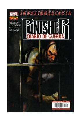 PUNISHER DIARIO DE GUERRA VOL. 2 22 (COMIC)
